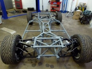 TVR Rolling chassis