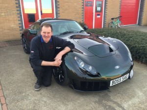 Mat Smith Sports Cars 3 Years In