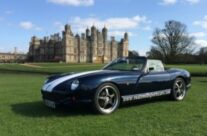 TVR Car Club – Burghley House Sunday 12th April